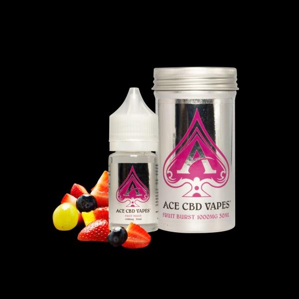 Ace CBD 30ml Fruit Burst