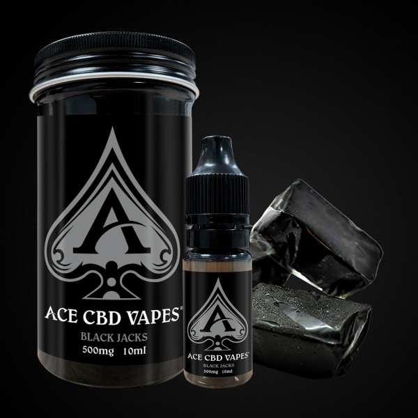 Ace CBD Black Jacks