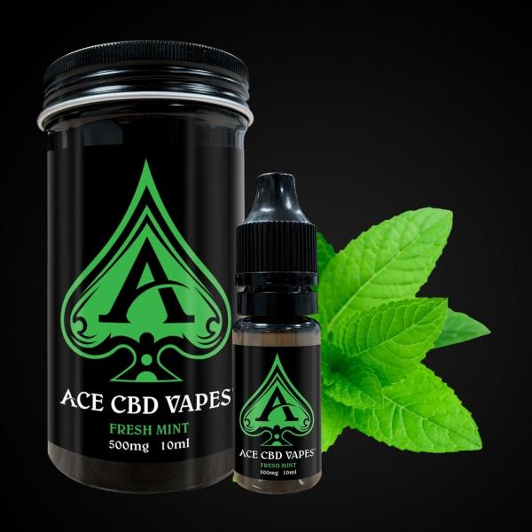 Ace CBD Fresh Mint
