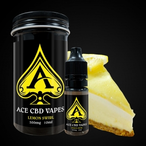 Ace CBD Lemon Swirl