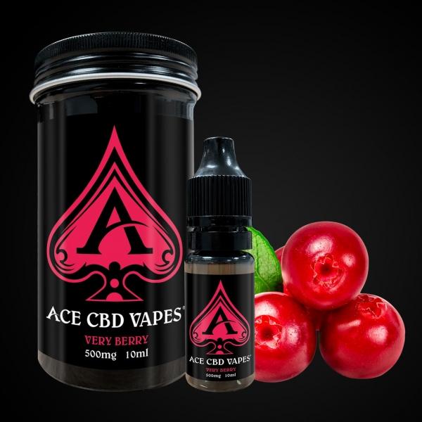 Ace CBD Very Berry