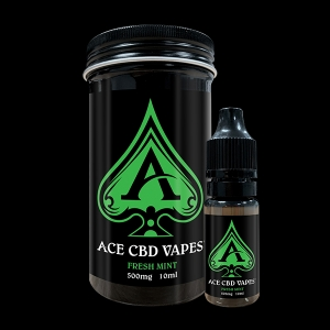 ACE CBD Fresh Mint e-liquid