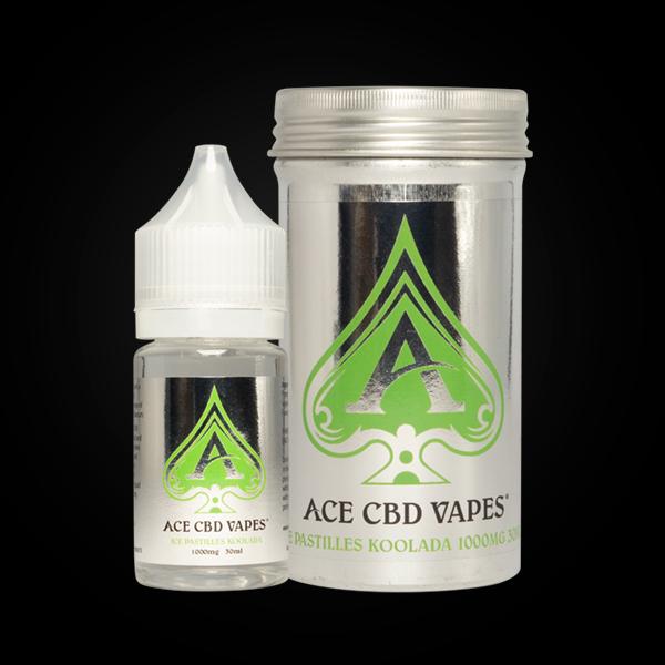 ACE CBD Ice Pastille Koolada