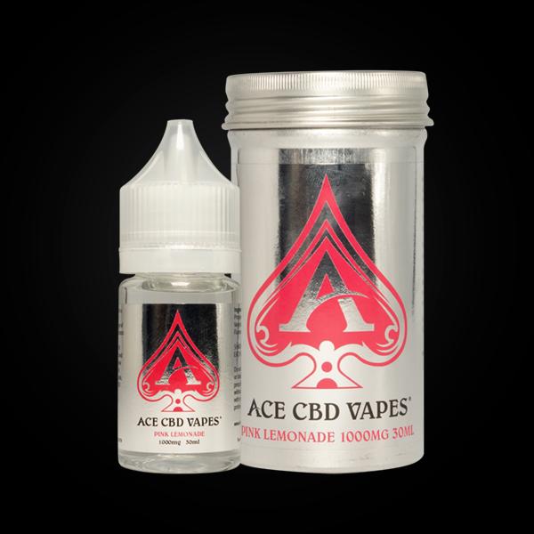ACE CBD Pink Lemonade